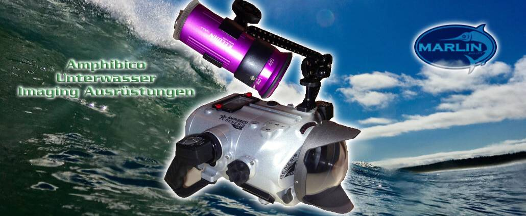 Amphibico Unterwasser Imaging Ausrüstungen