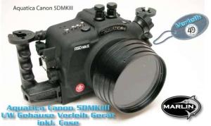 Aquatica Canon 5DMKIII UW Gehäuse