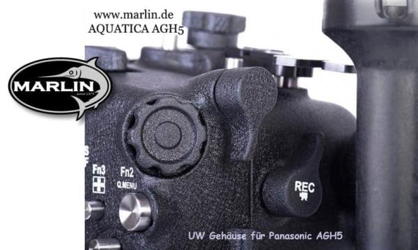 Aquatica Panasonic GH5 UW Gehäuse
