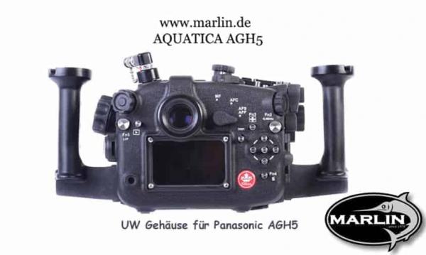 Aquatica UW Gehäuse für Panasonic GH5 3