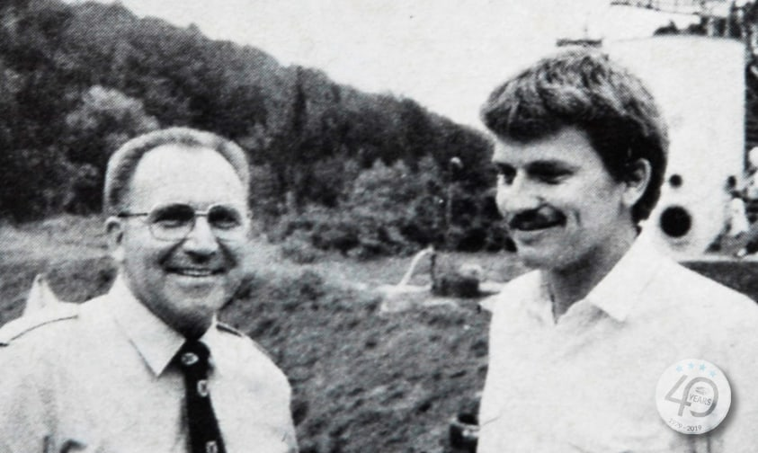 Arthur und Ingo Vollmer