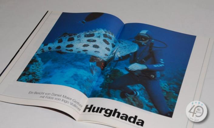 Hydrotec Artikel Team Tauchen