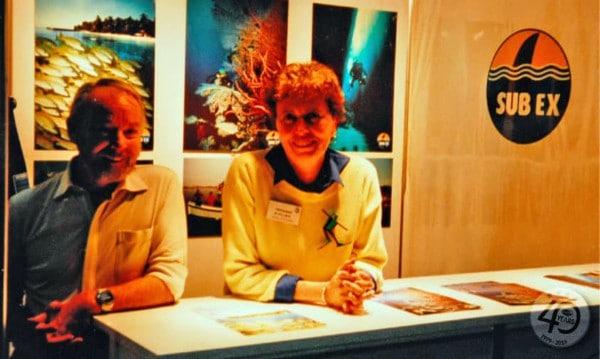 Bild-12.1 Maria Vollmer und Rene Galster Subex