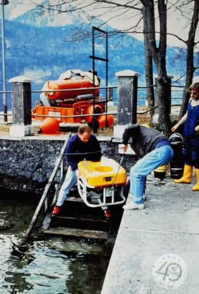 Bild-16.2 ROV Achilles Projekt Ingot