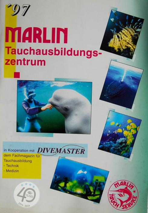 Tauchausbildung Heft 97