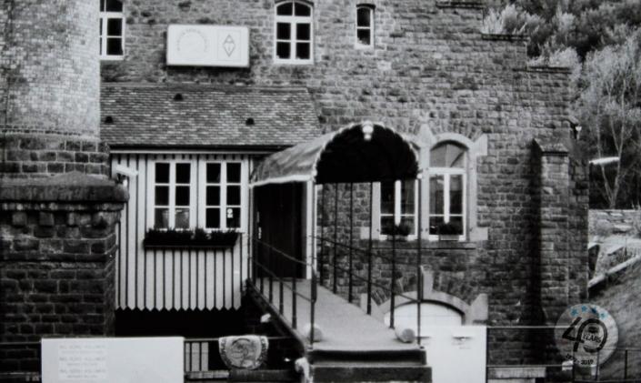 MARLIN - Alte Fabrik Front