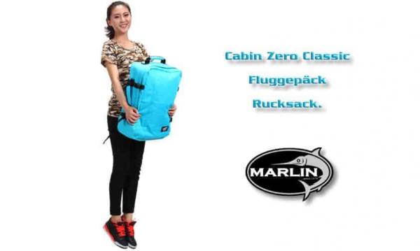 Cabin Classic Zero Fluggepäck Rucksack