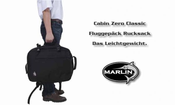 Cabin Classic Zero Fluggepäck leicht