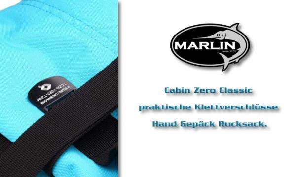 Cabin Classic Zero Klettverschluss