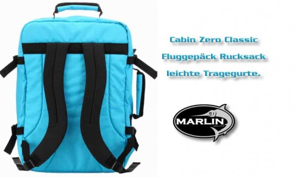 Cabin Classic Zero Tragegurte