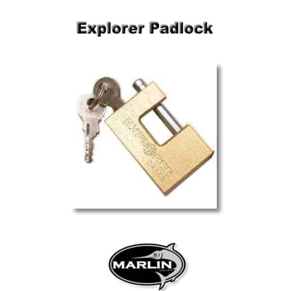 Explorer Padlock