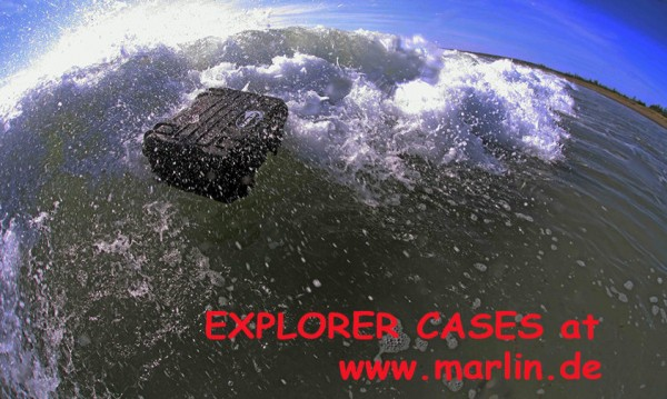 3818 Explorer Cases Sommer, Explorer-cases at MARLIN