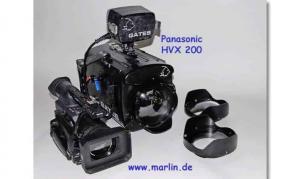 Gates UW Case with Camera Panasonic HVX 200