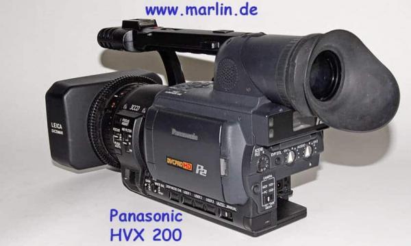 HVX 200 Panasonic Gates UW Gehäuse