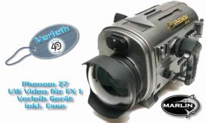 Phenom Z7-LE-Verleih FX1 mit Weitwinkelport 95°