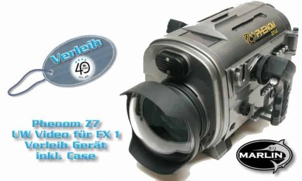 Phenom Z7 LE Rental FX1