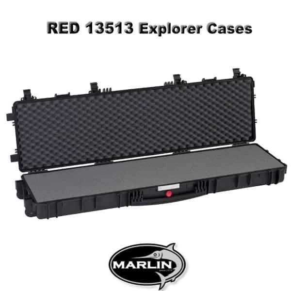 RED 13513 Explorer Cases Schaumstoff
