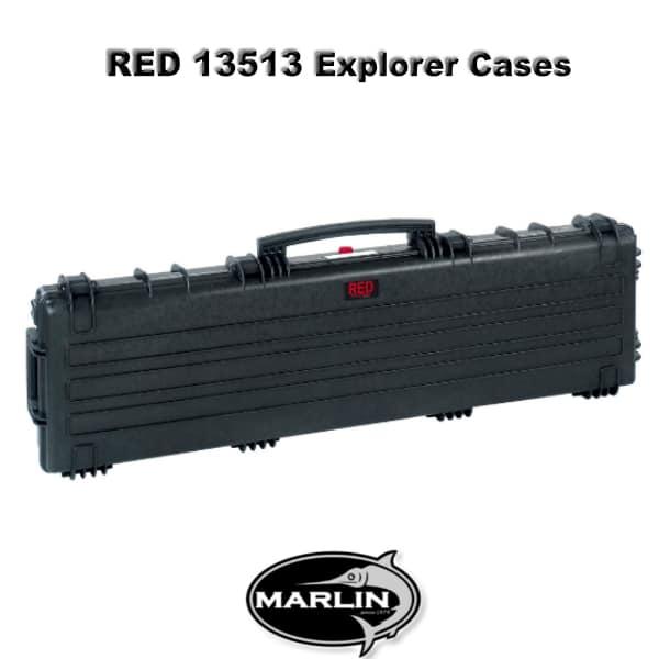 RED 13513 Explorer Cases