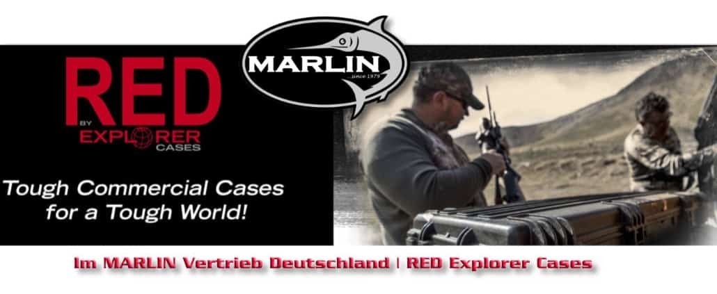 Red Cases MARLIN