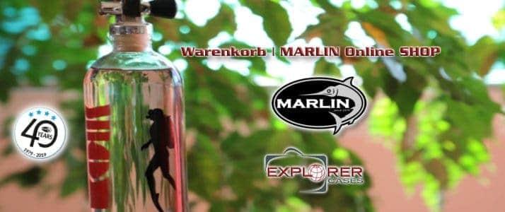 Warenkorb MARLIN
