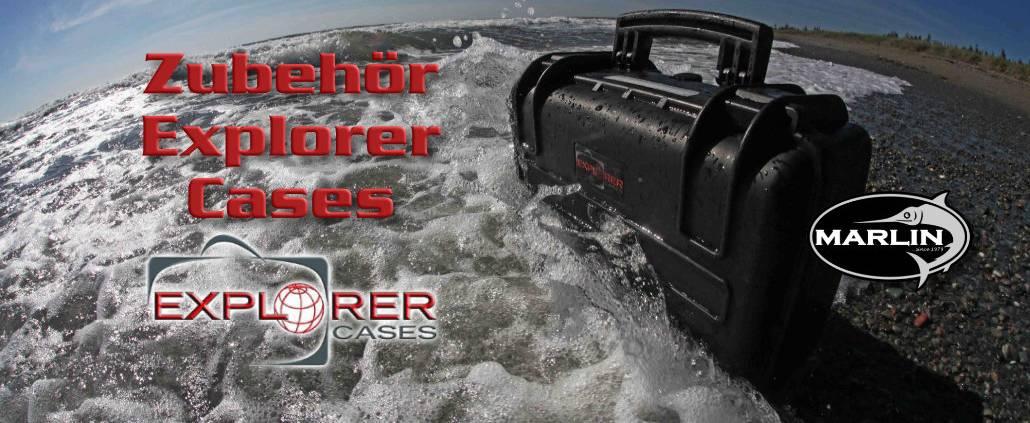 Zubehör Explorer Cases
