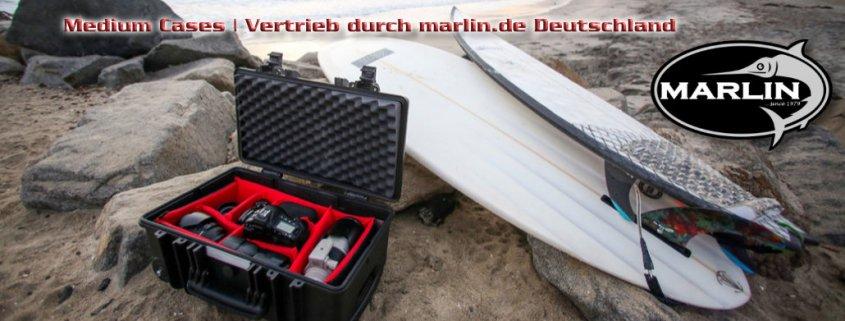 Medium Cases von Explorer, Vertrieb MARLIN Deutschland