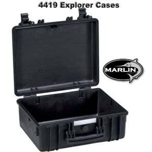 4419 Explorer Cases black empty