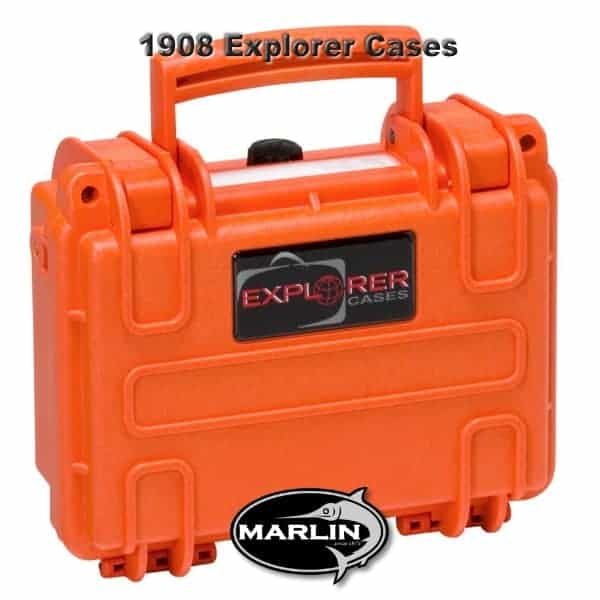 1908 Explorer Cases orange