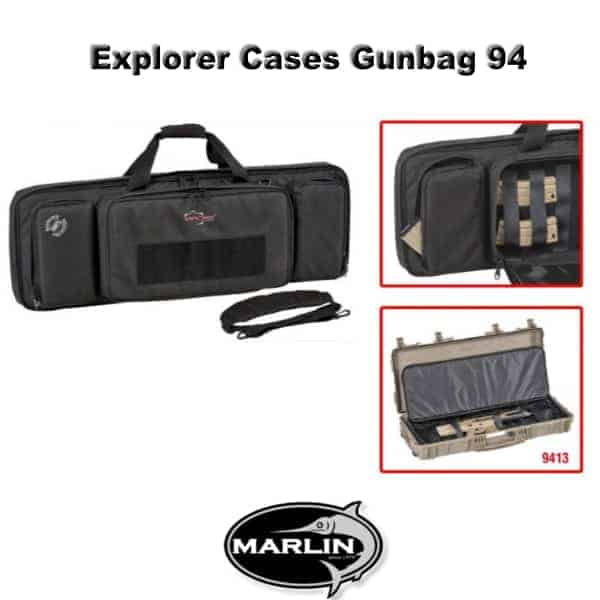 Explorer Cases Gunbag 94