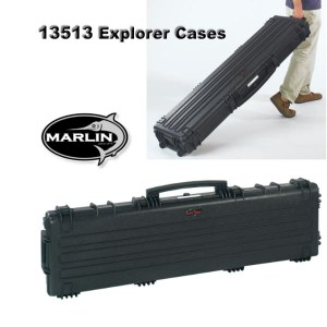 13513 Explorer Cases, Langwaffenkoffer