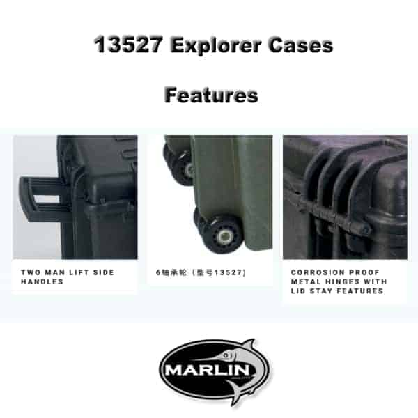 Explorer 13527 Features 1