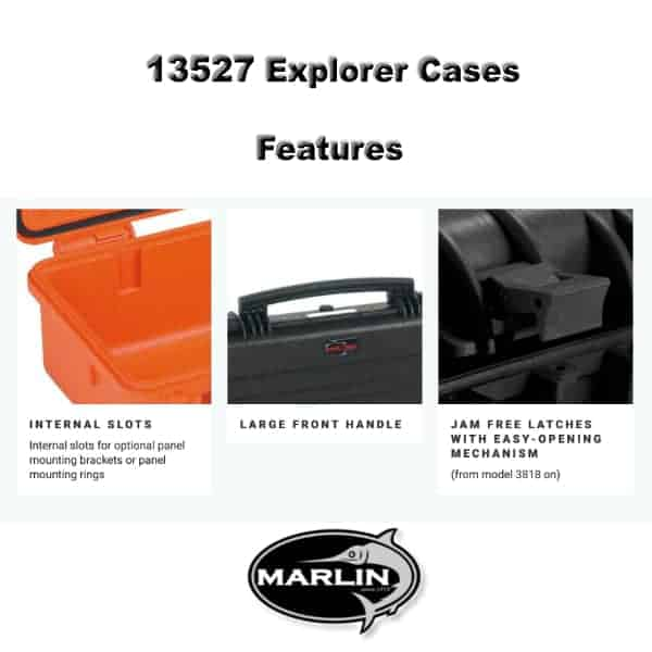 Explorer 13527 Features 2
