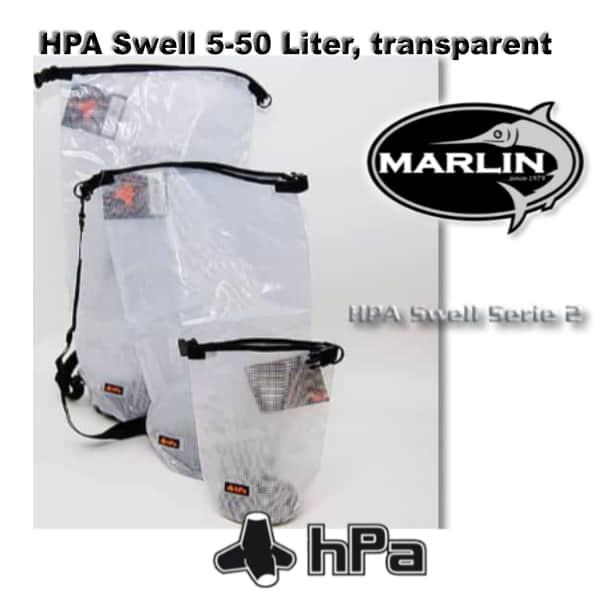 HPA Swell Serie Transportbeutel Wasserfest