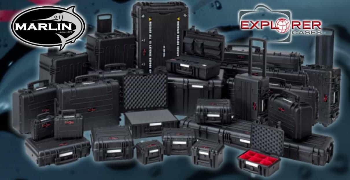 Explorer Cases Koffer Sets