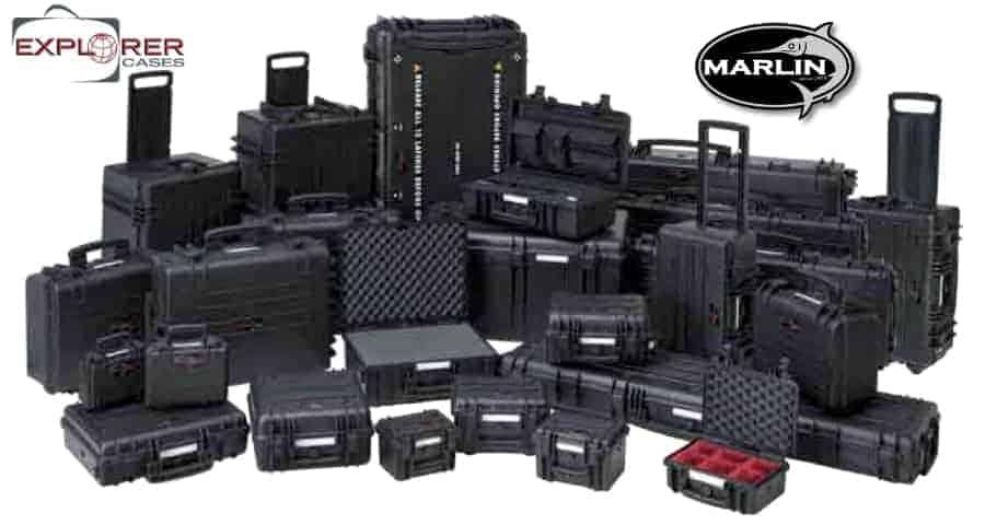 Suitcase program Explorer Cases, tool case, representative case