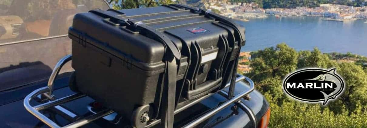 Explorer Cases, Koffer auf BMW Z3