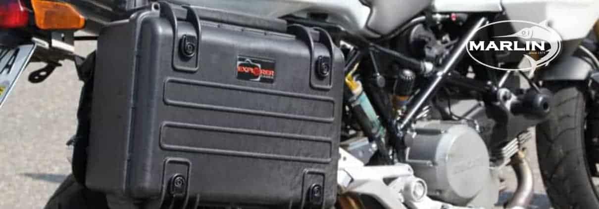 Explorer Cases, Motorrad Ducati Koffer