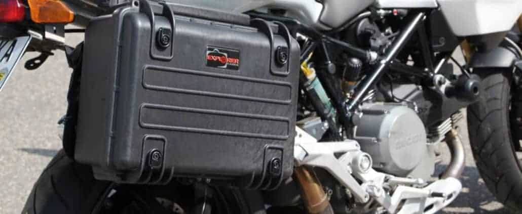 Explorer Cases, Motorcycle Ducati Case