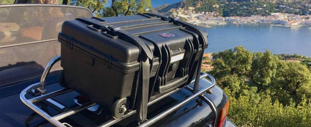 Explorer Cases, Case on BMW Z3
