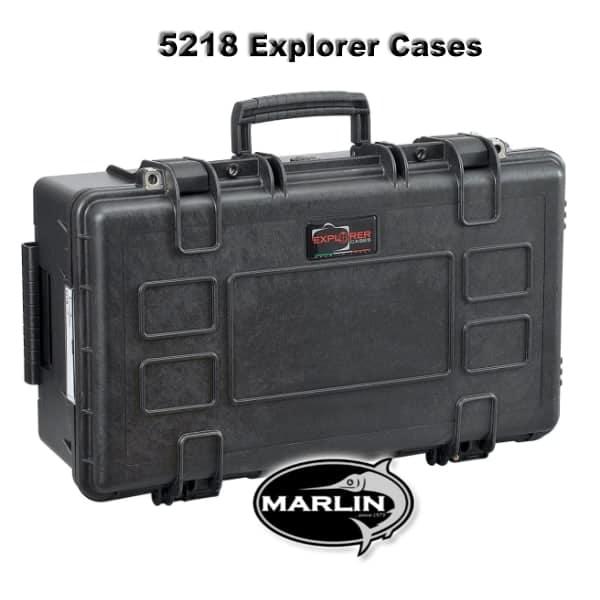 5218 Explorer Cases, Kamera Koffer