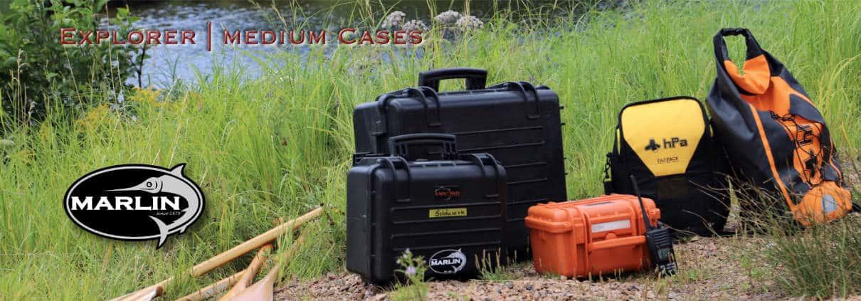 Explorer medium Cases