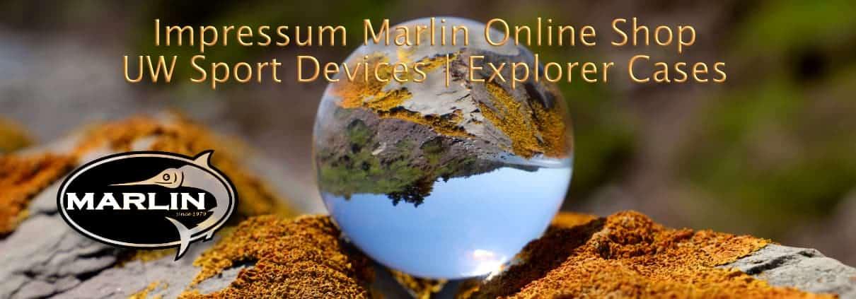 Marlin Online Shop, Imprint