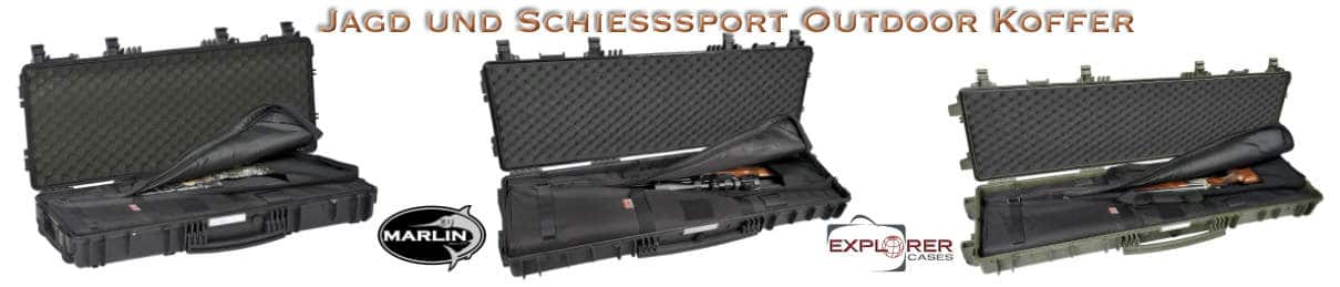 Hunting and Shooting Outdoor Cases