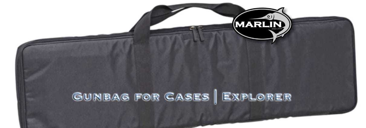 Kategorie Gunbag, Explorer Cases