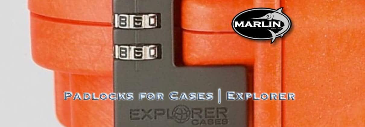Kategorie Padlocks, Explorer Cases