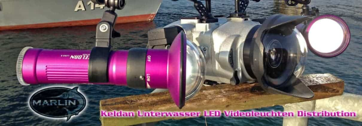 Keldan Light LED Videoleuchten