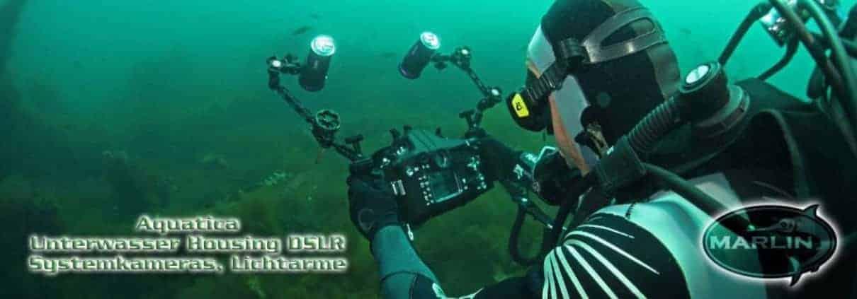 Aquatica Unterwasser Systemkameras