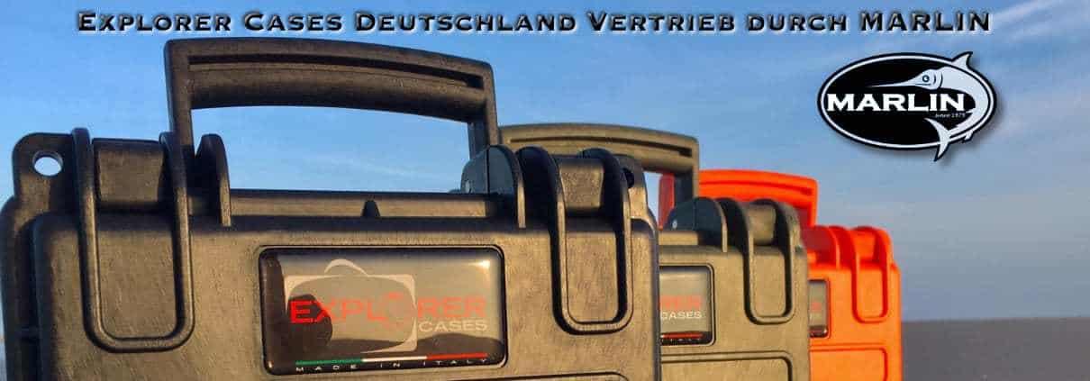 Explorer Cases Deutschland Vertrieb MARLIN