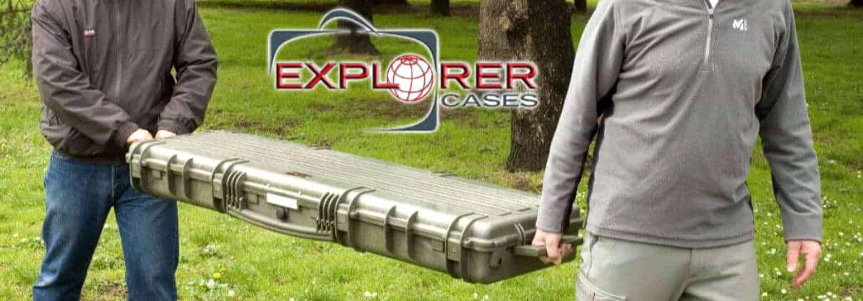 Waffenkoffer Explorer Cases