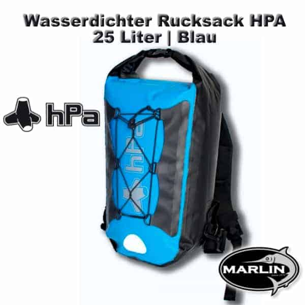 Waterproof Backpack HPA 25 litre Blue